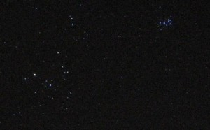 This is the PLEIADES.
